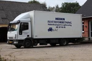 Flyttefirma - Heden Flytteforretning